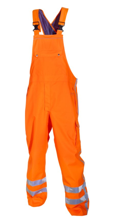 Hydrowear Simply No Sweat Hi-Vis Bib Broek Utting