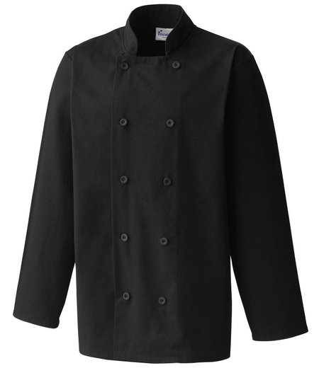 Premier - Long Sleeve Chef's Jacket