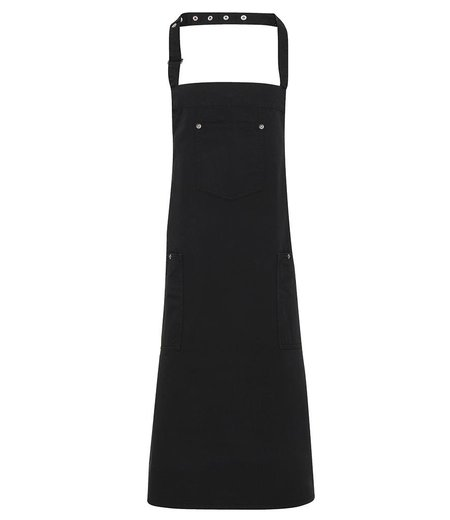 Premier - Cotton Chino Bib Apron
