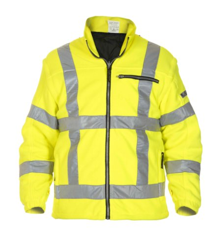 Hydrowear Simply No Sweat Hi-Vis Fleece Franeker