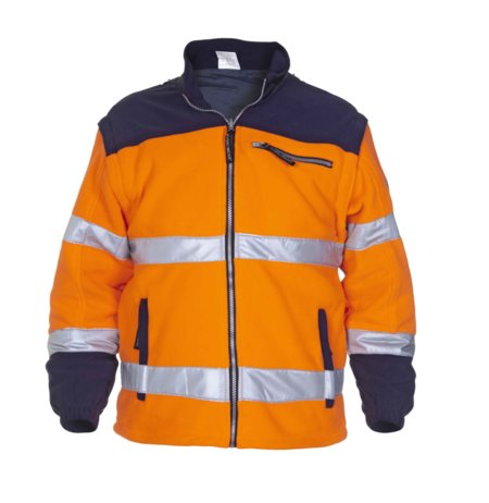 Hydrowear Simply No Sweat Hi-Vis Fleece Feldkirch