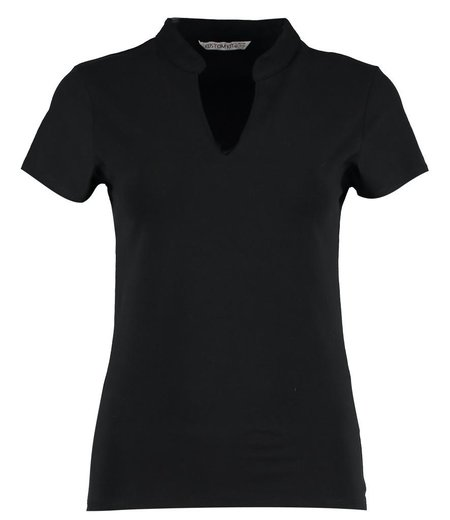 Kustom Kit - Ladies V Neck Corporate Top